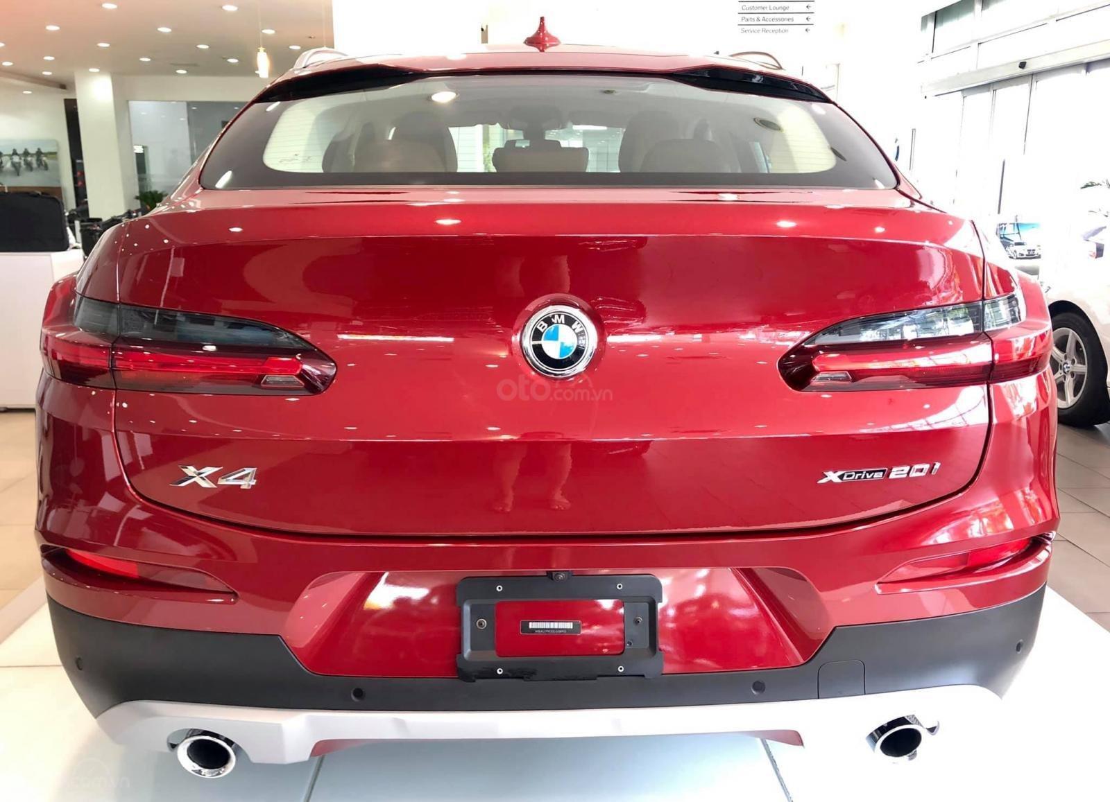 Xe BMW x4 xDrive20i - Nhập khẩu Đức mới 100% (10)