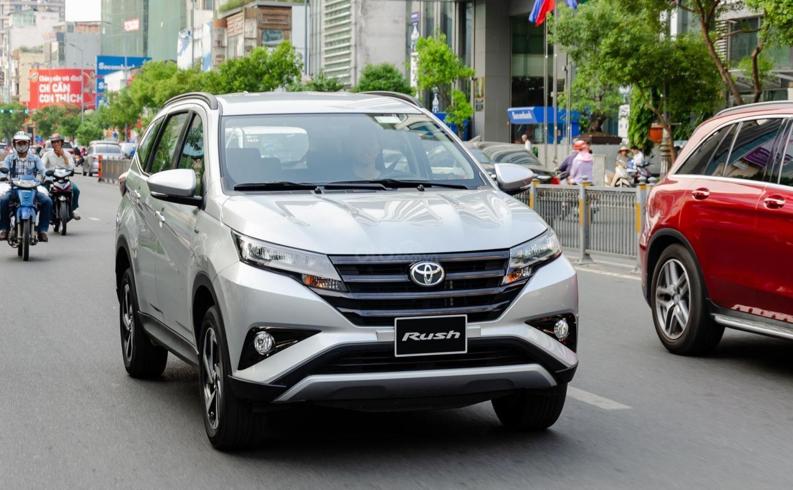 Bán chưa được 1 năm, Toyota Rush đã phải triệu hồi tại Việt Nam a1