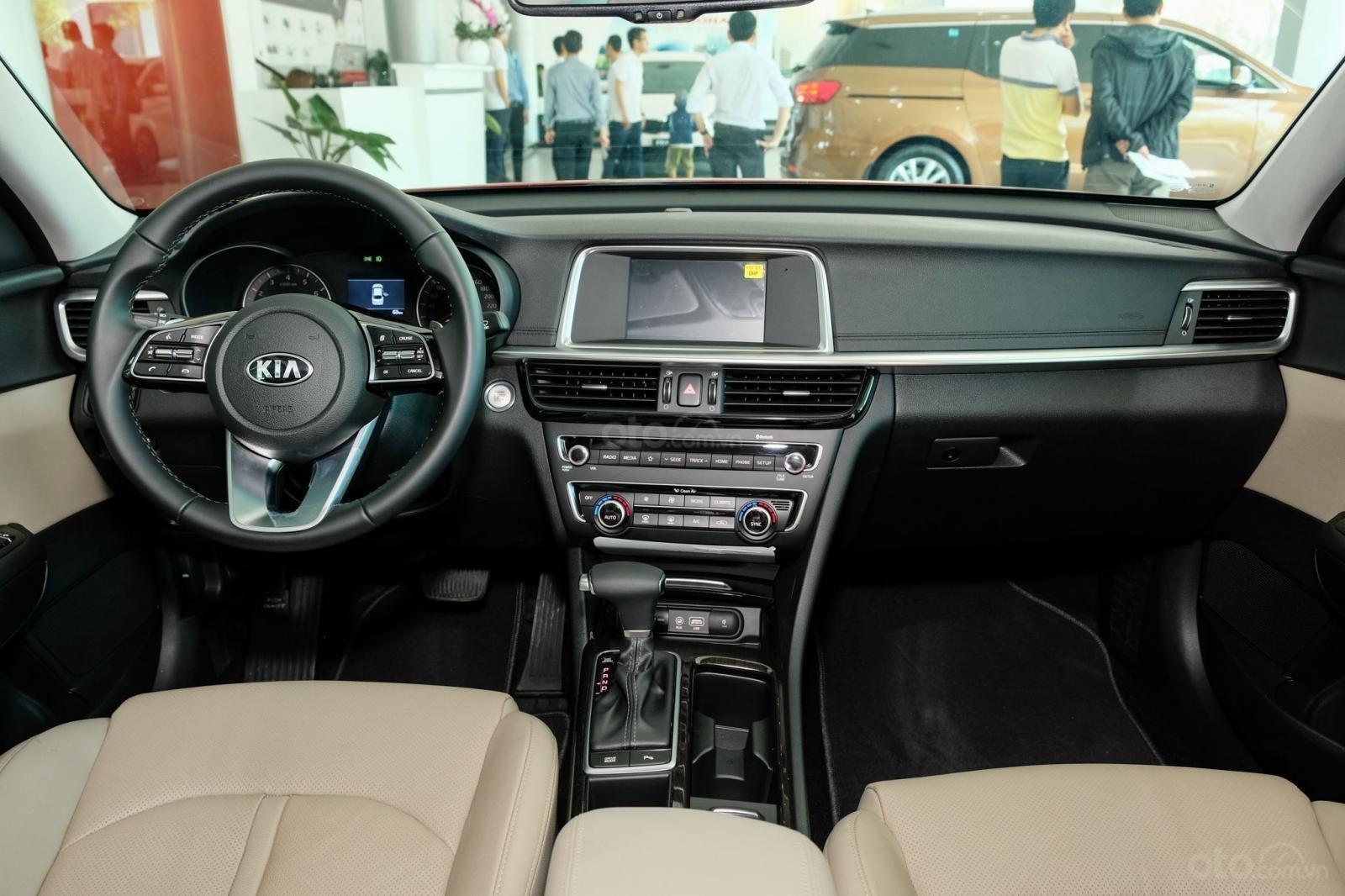 Kia Optima 2019 giá ưu đãi hỗ trợ vay 85%-1