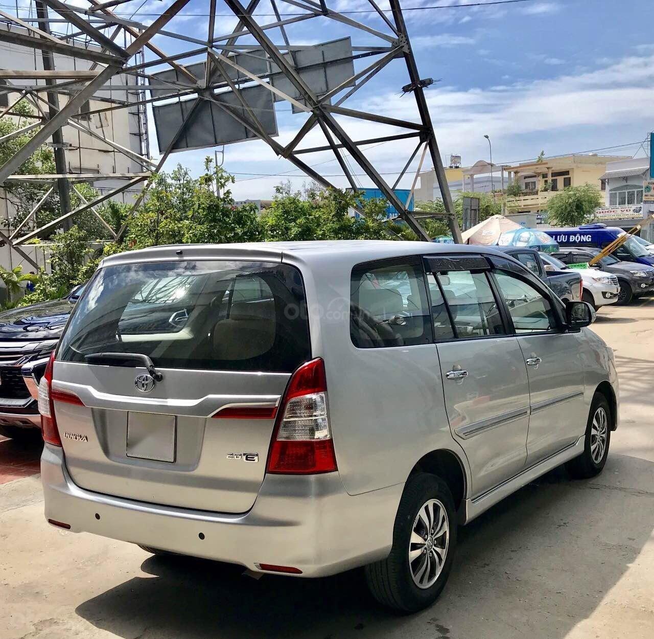 Toyota Innova 2.0E MT 2015 xe bán tại hãng Western Ford có bảo hành-6