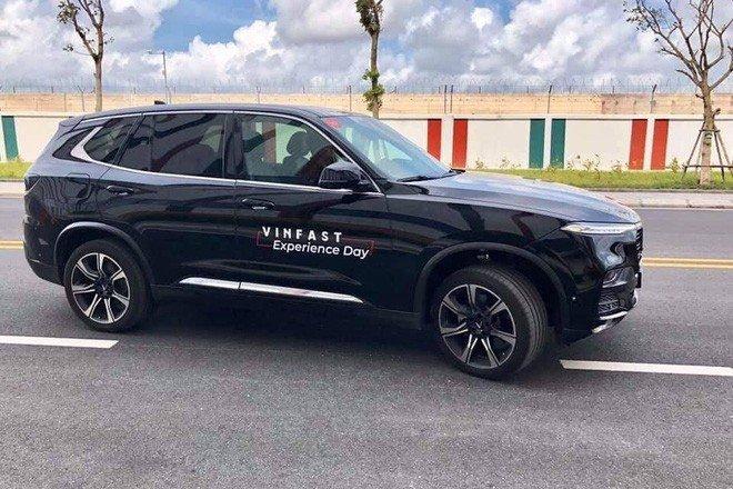 VinFast Lux chạy thử tại châu Âu - Ảnh a3