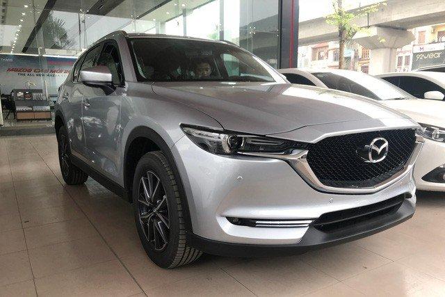 Mazda CX-5 2019 nâng cấp mới sắp trình làng thị trường Việt Nam...