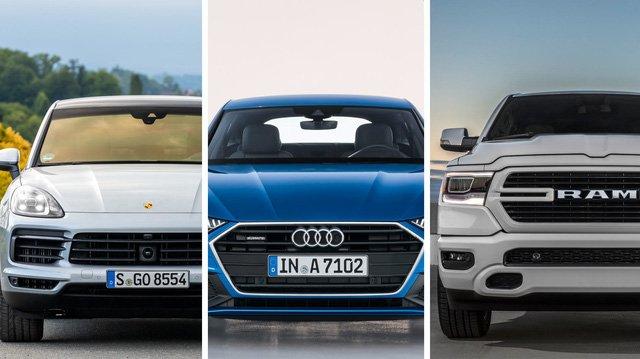 Khách hàng trên toàn cầu ngày càng hài lòng về chất lượng xe ô tô mới 1a