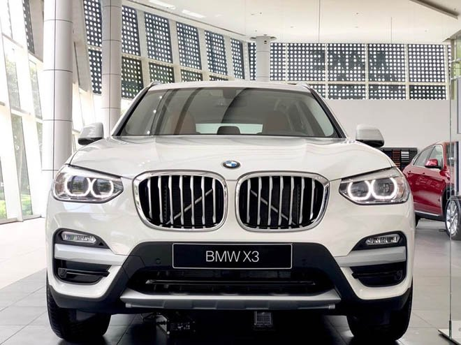 Giá xe BMW X3 cập nhật chi tiết mới nhất - Ảnh 1.