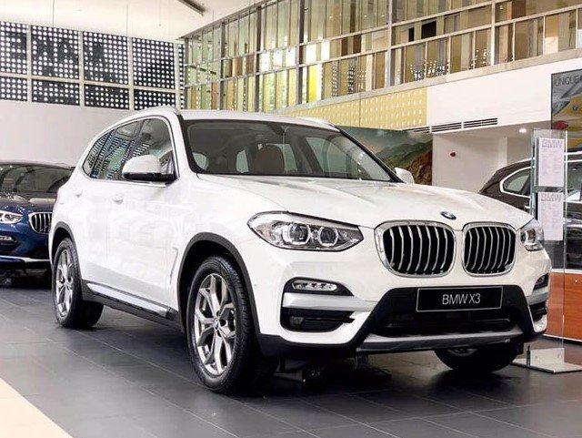 Chi tiết giá 3 phiên bản BMW X3 2019 hoàn toàn mới tại Việt Nam.