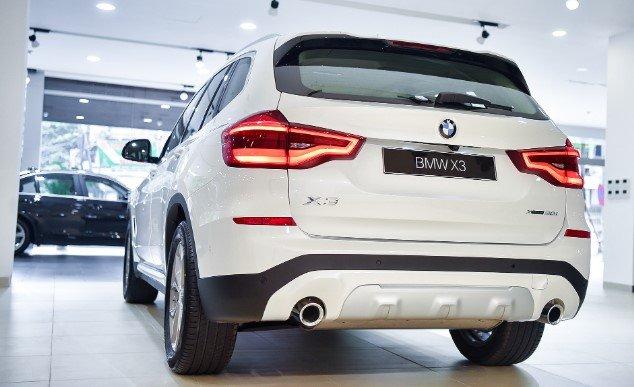 Giá lăn bánh xe BMW X3 2019 mới nhất - Ảnh 1.