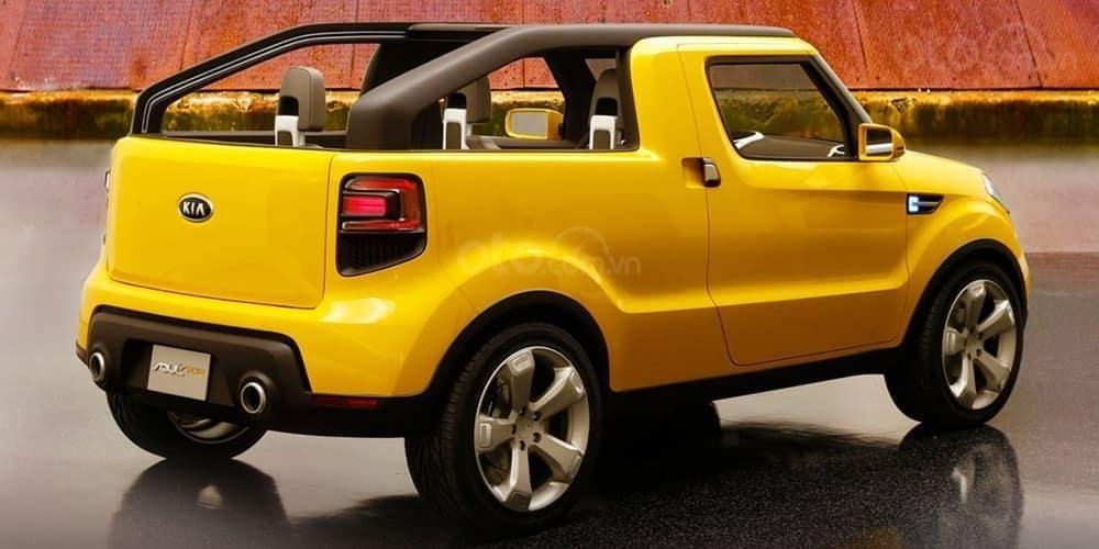 Kia sẽ ra mắt bán tải mới nhưng vẫn chưa xác định thiết kế, cấu hình xe