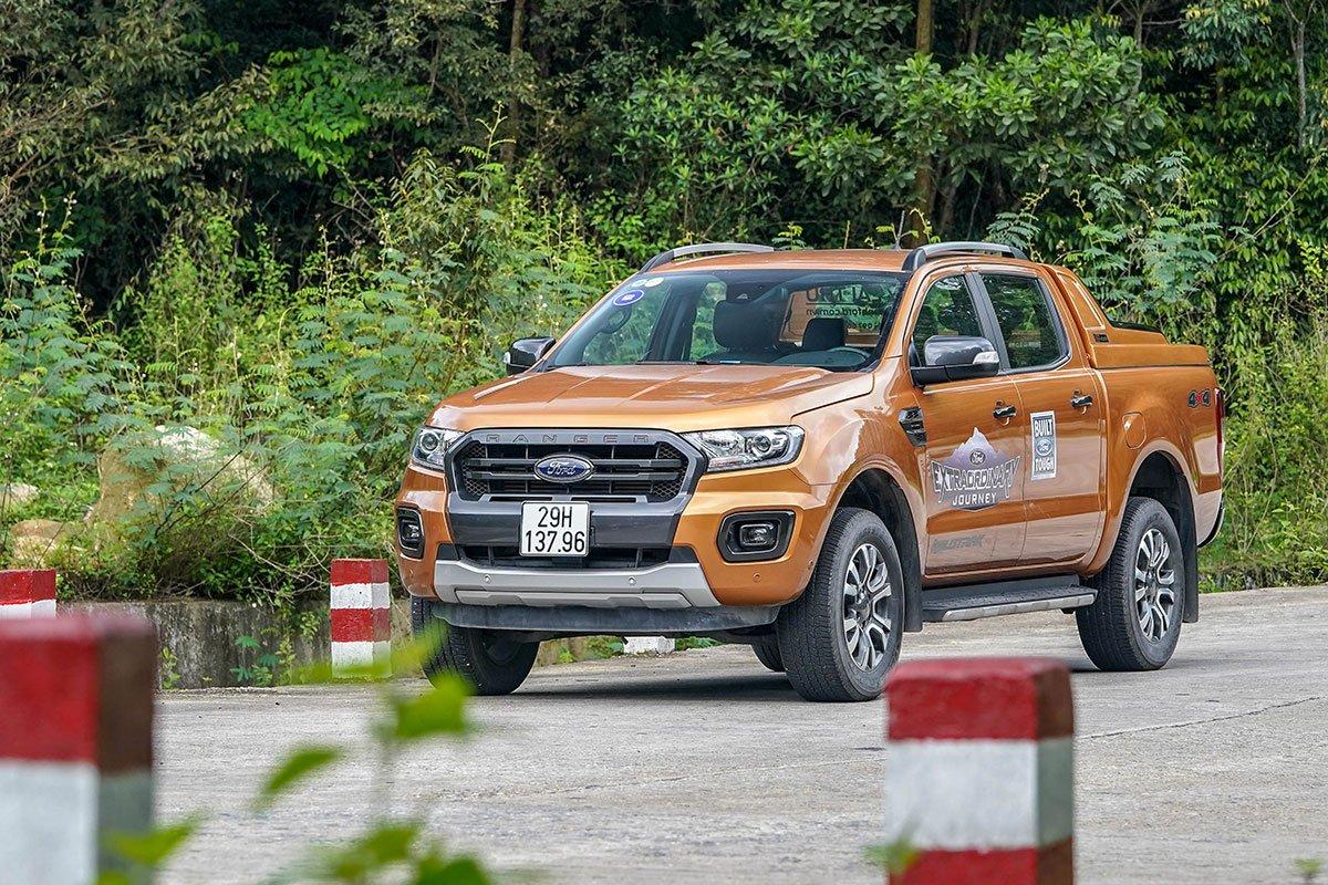Hơn 30.000 xe Ford Everest và Ranger bị triệu hồi do lỗi túi khí tại Việt Nam a2