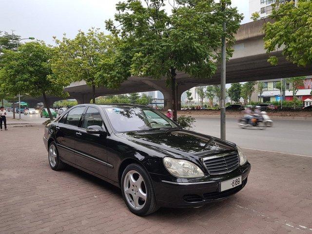 Mercedes-Benz S500 2005 giá 399 triệu, chủ xe bảo đảm 'máy còn chất' a1