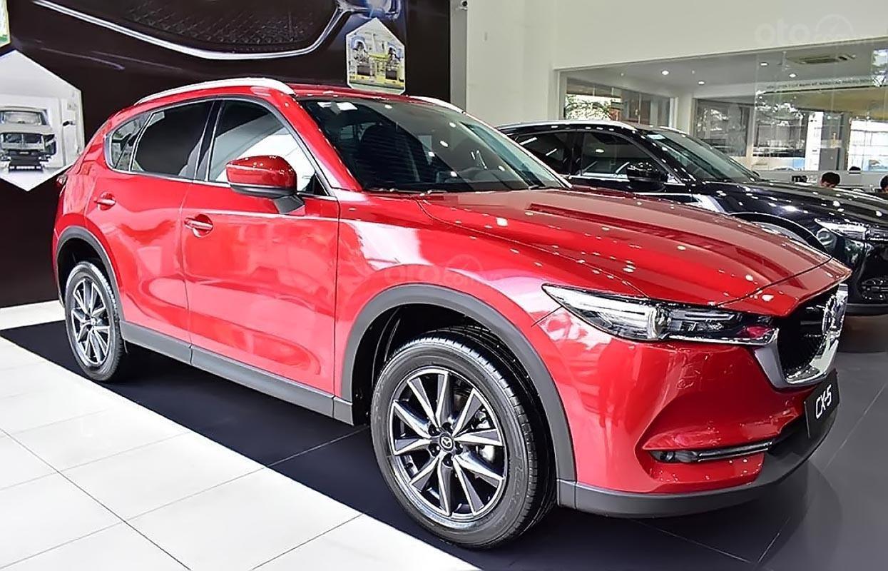Bán ô tô Mazda CX 5 đời 2019, màu đỏ, 849 triệu (1)