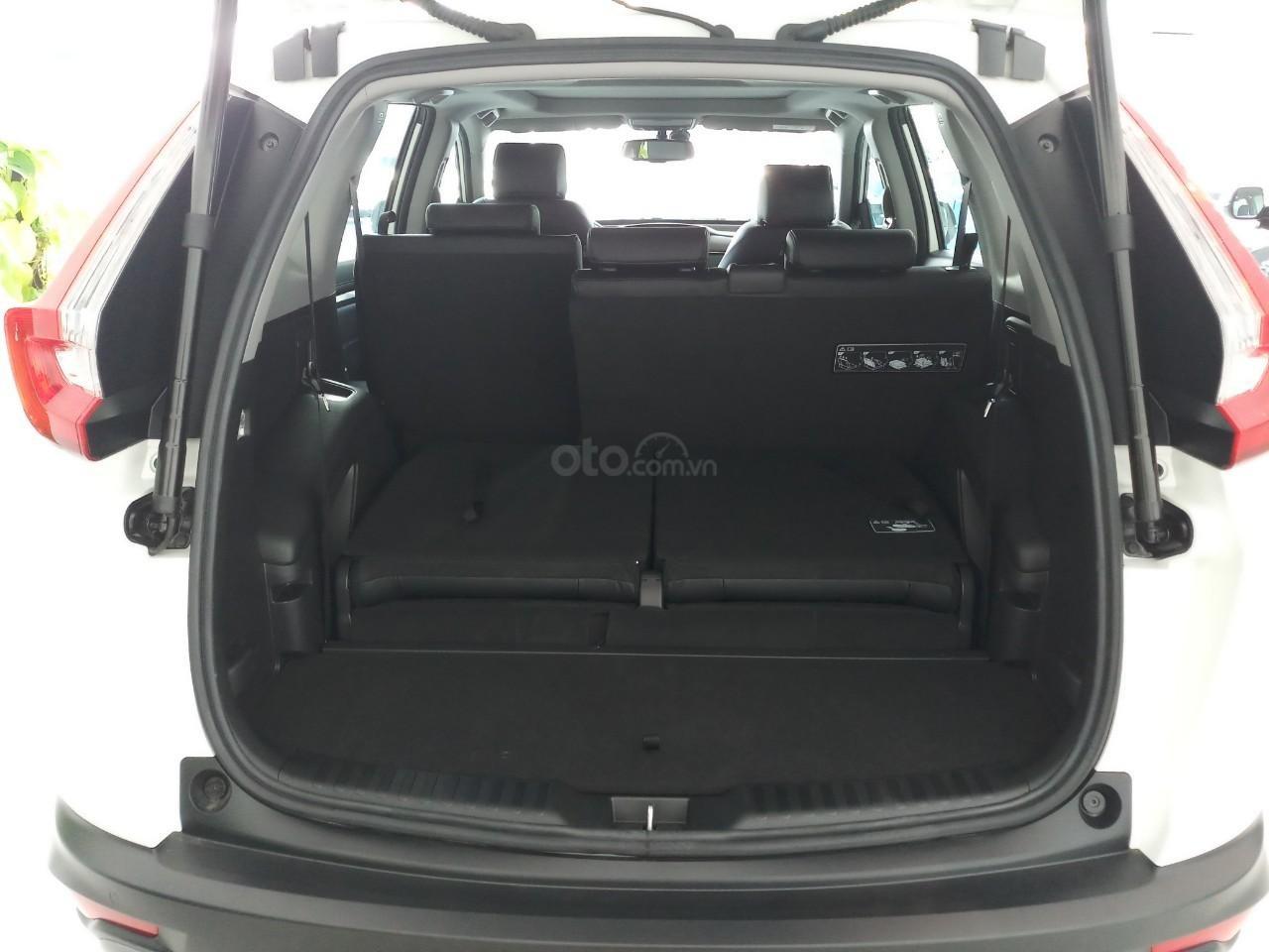 Giao ngay khuyến mại khủng Honda CRV L 2019, màu trắng: Giảm tiền mặt, tặng bảo hiểm và phụ kiện. Lh: 0964099926 (5)