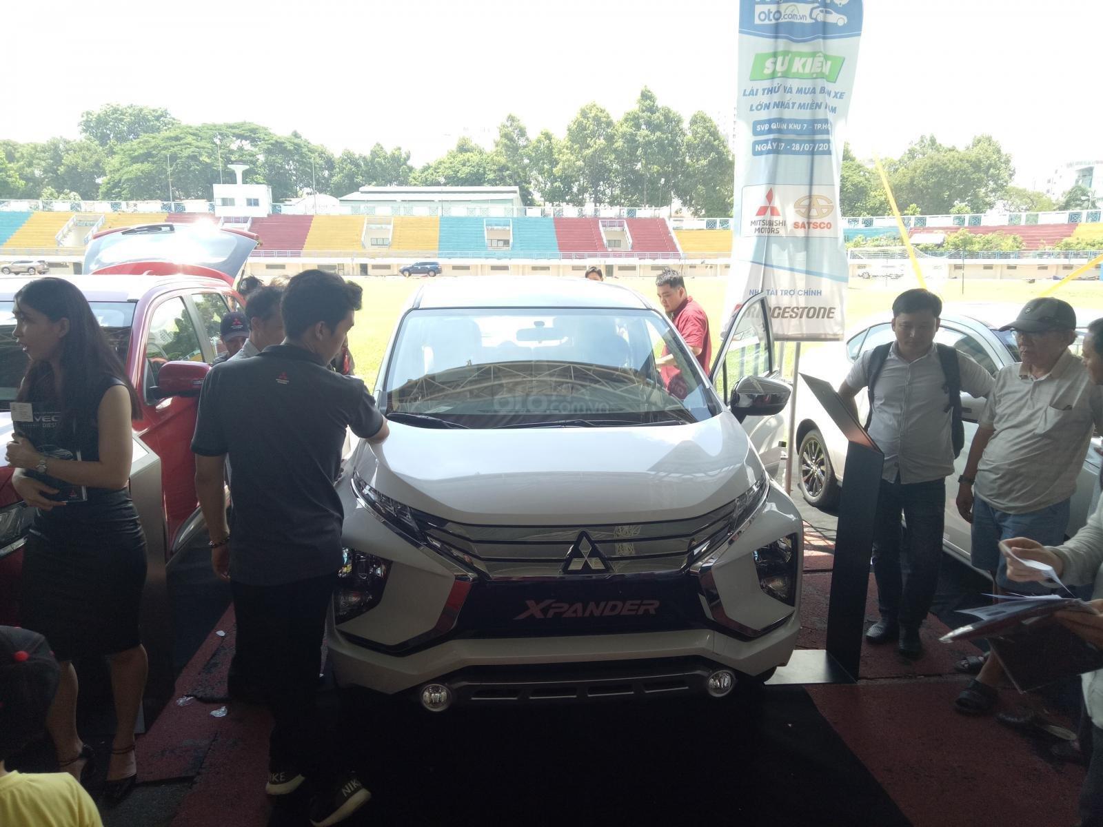 Mitsubishi Xpander được quan tâm nhất thị trường miền Nam a3