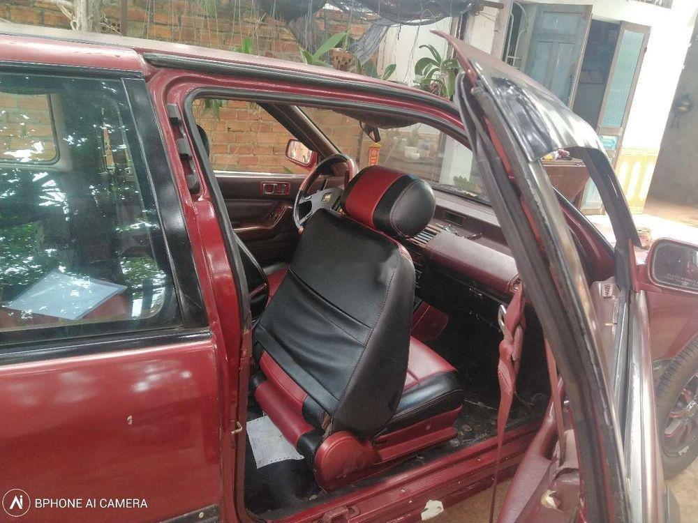 Cần bán lại xe Honda Accord sản xuất trước năm 1989, màu đỏ, nhập khẩu, máy móc đang rất ổn định-5