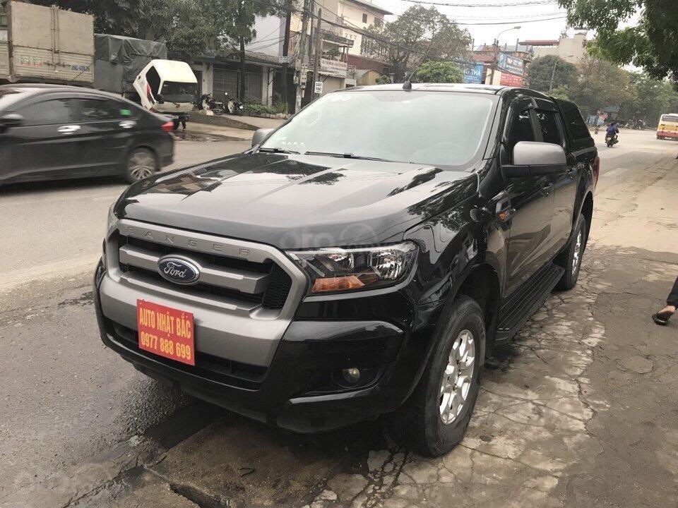 Bán xe Ford Ranger XLS số tự động đời 2016, màu đen, nhập khẩu nguyên chiếc (3)