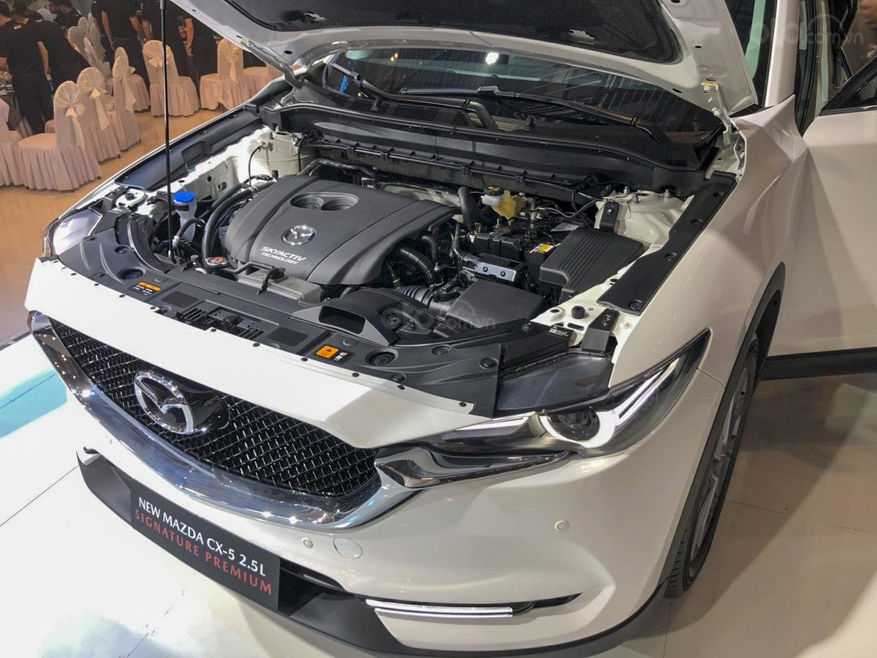 Giá lăn bánh Mazda CX-5 2019 sau khi tăng giá niêm yết a8