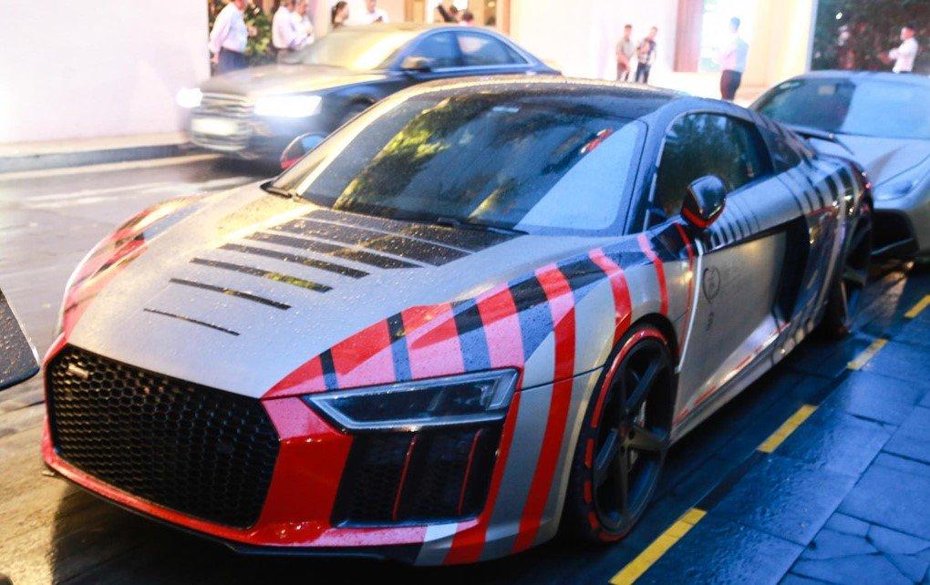 Soi dàn siêu xe Car Passion tại đám cưới Cường Đô La a14