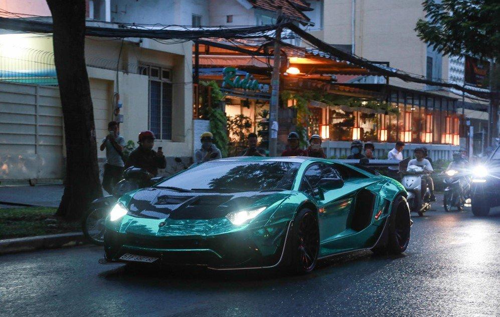 Soi dàn siêu xe Car Passion tại đám cưới Cường Đô La a6