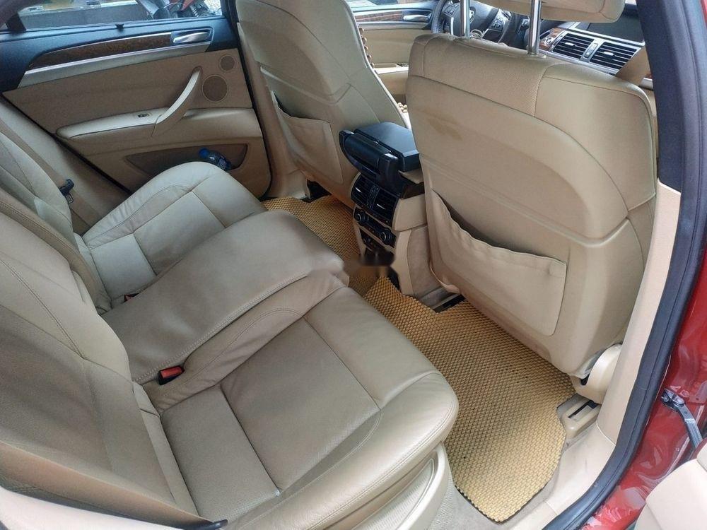 Xe BMW X6 sản xuất 2010, màu đỏ, nhập khẩu còn mới, giá 930tr (3)