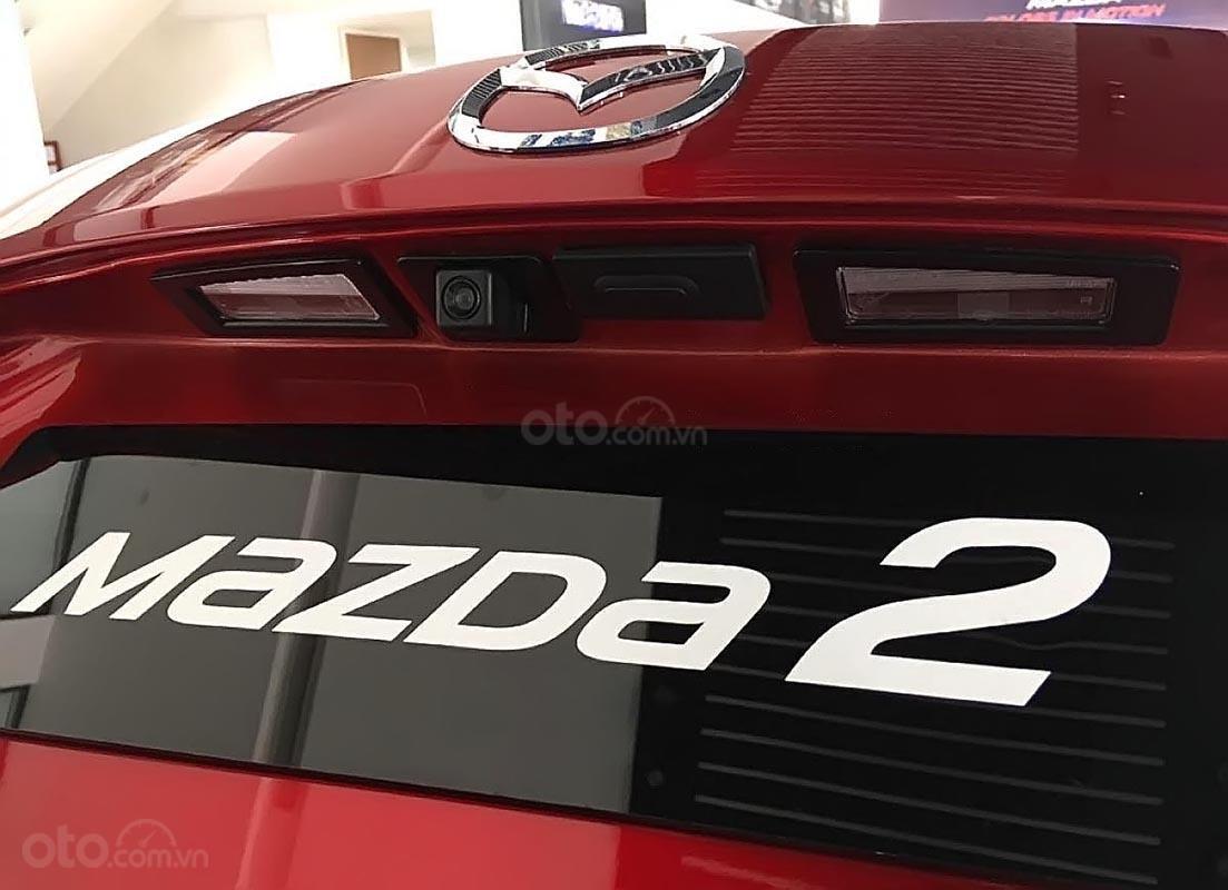 Bán ô tô Mazda 2 Premium 2019, màu đỏ, xe nhập  (5)