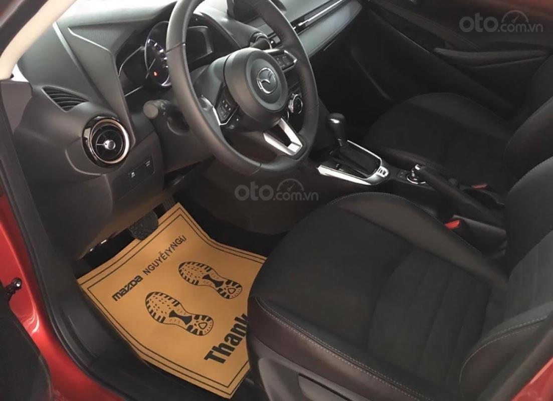 Bán ô tô Mazda 2 Premium 2019, màu đỏ, xe nhập  (2)