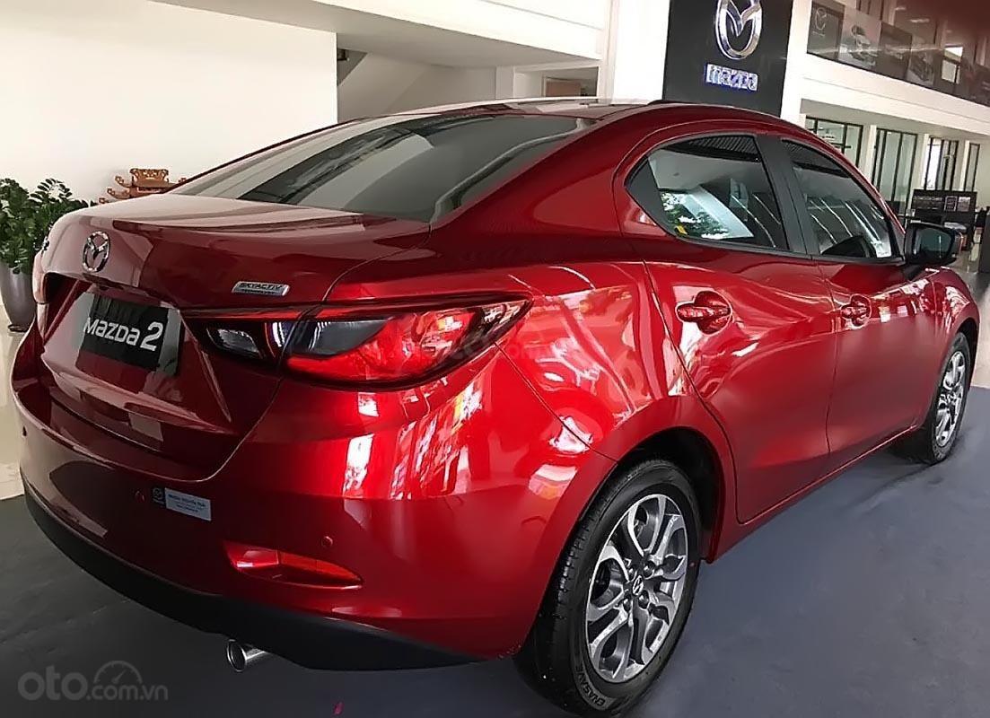 Bán ô tô Mazda 2 Premium 2019, màu đỏ, xe nhập  (4)
