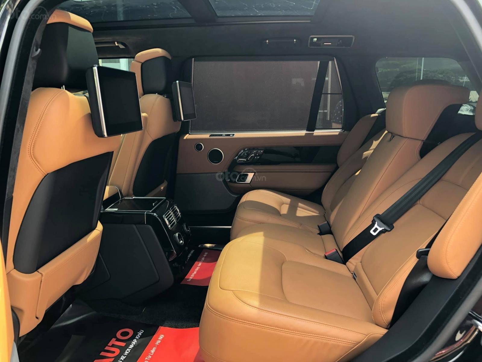 Bán Range Rover Autobiography LWB 5.0 2019, màu đen, nhập khẩu nguyên chiếc, full options-7