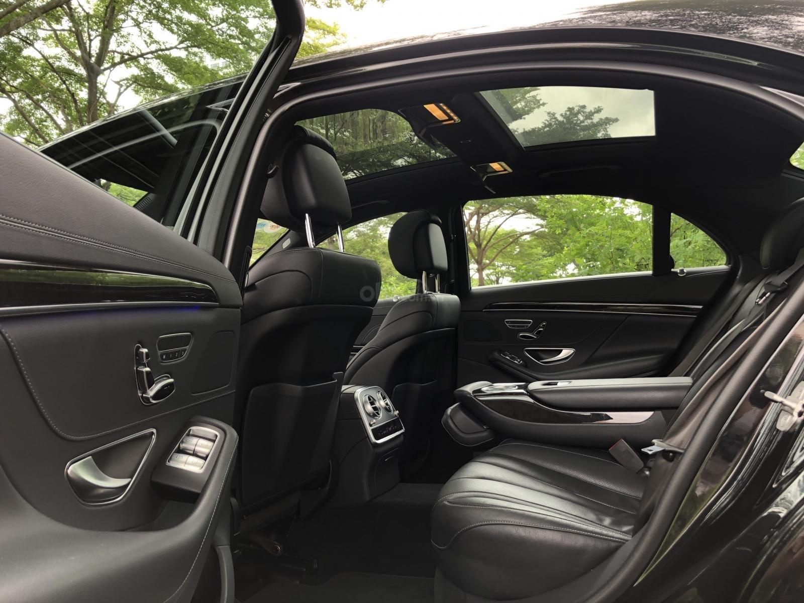 Mercedes Benz S400 SX 2017 ĐK 2017, xe chính hãng còn bảo hành, giá cực tốt (11)