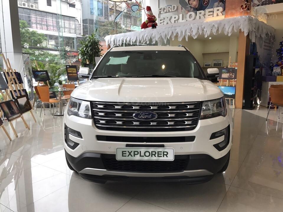 Bán Ford Explorer 2019, xe nhập Mỹ, giá hỗ trợ cực tốt, km cực cao, giao xe toàn quốc - L/H: 0934.696.466 (4)