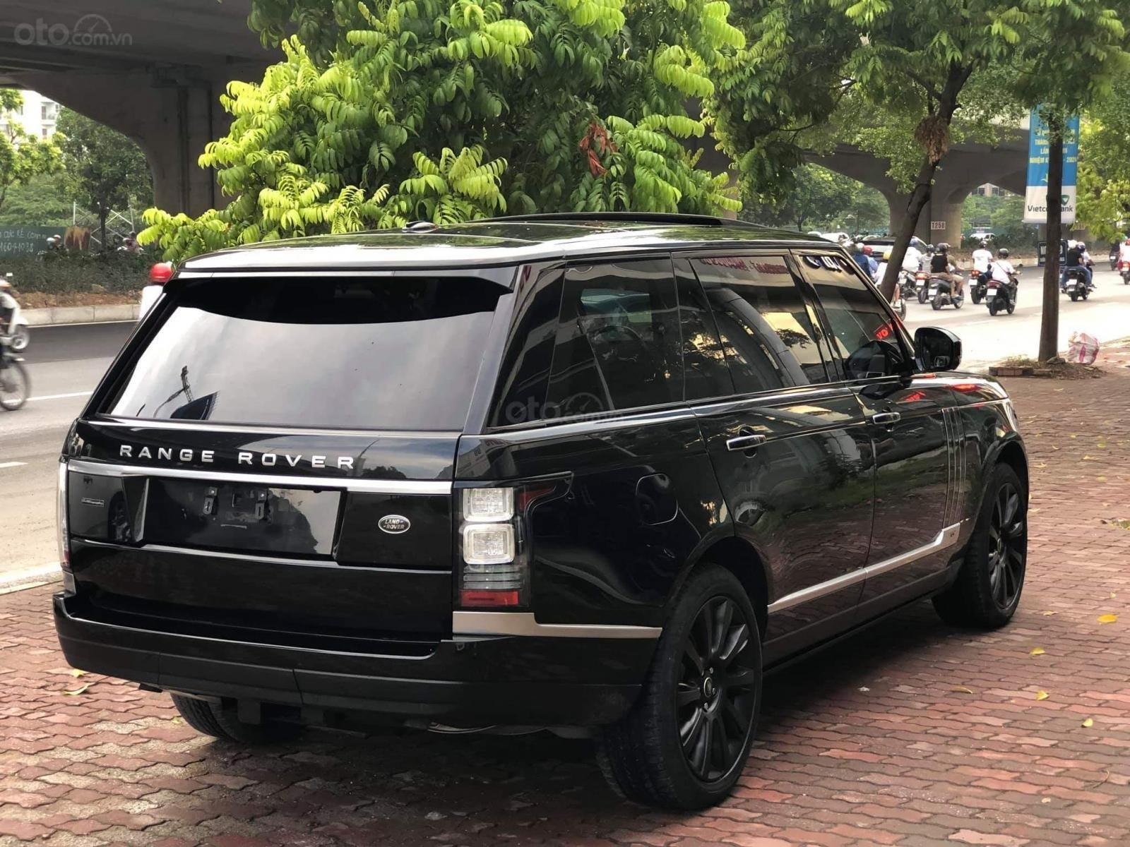 Bán Range Rover Autobiography LWB 5.0L 2014, bản 4 ghế vip, đăng kí lần đầu 2017-2