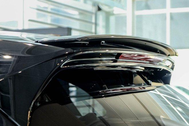 """Porsche Cayenne Turbo thế hệ mới đầu tiên về nước giá 10 tỷ đồng kèm nhiều """"đồ chơi"""" khủng a10"""