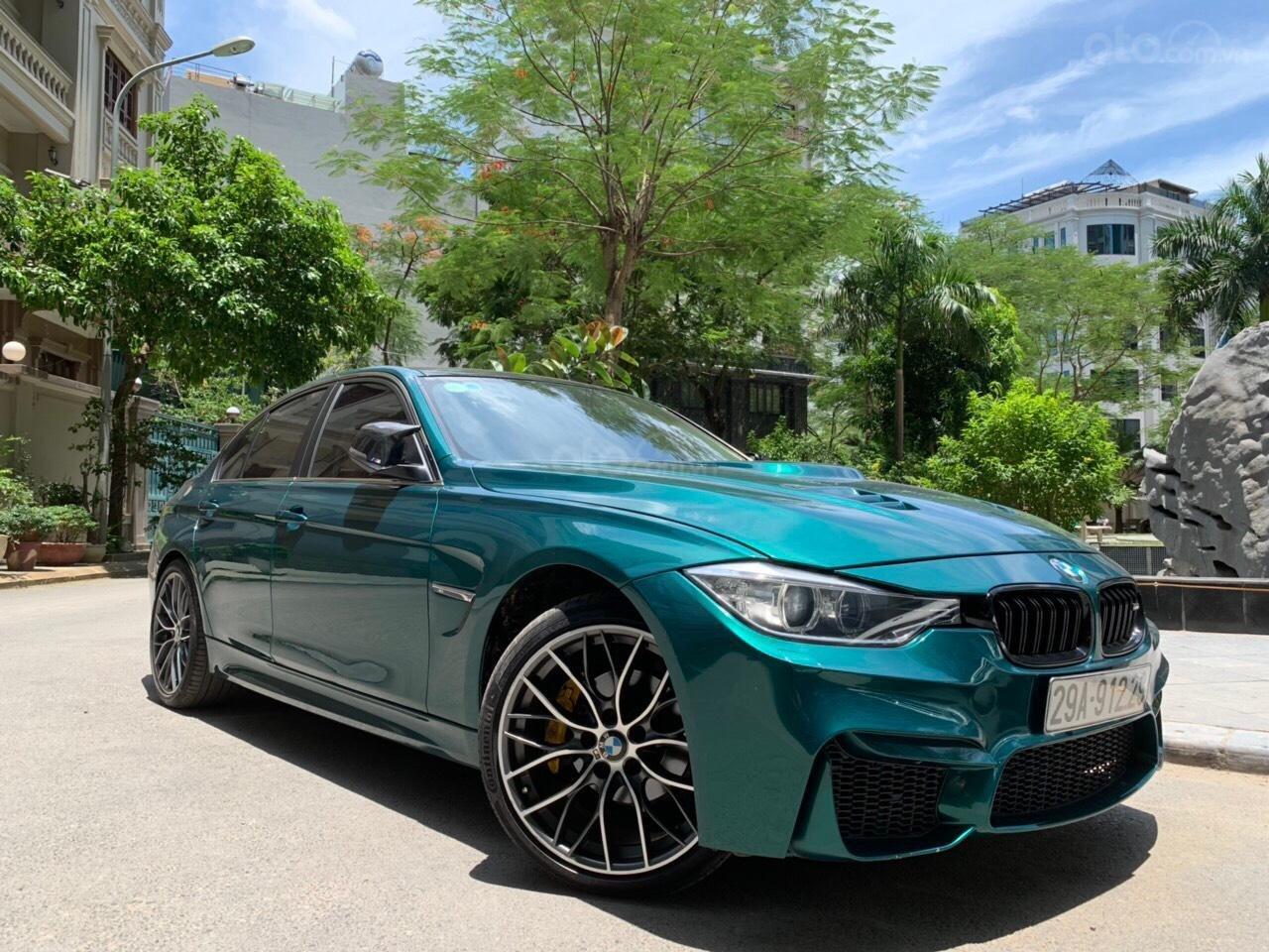 Bán ô tô BMW 3 Series 320i 2013, màu xanh cực chất, xe nhập khẩu-0