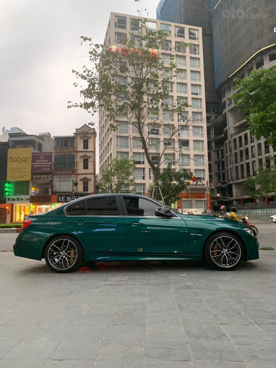 Bán ô tô BMW 3 Series 320i 2013, màu xanh cực chất, xe nhập khẩu-4