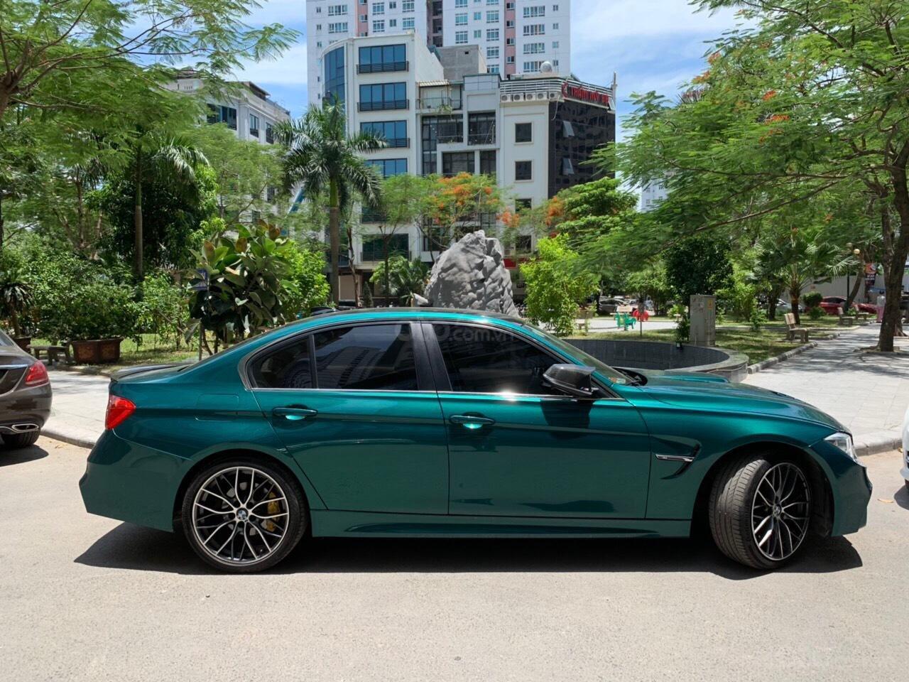 Bán ô tô BMW 3 Series 320i 2013, màu xanh cực chất, xe nhập khẩu-5