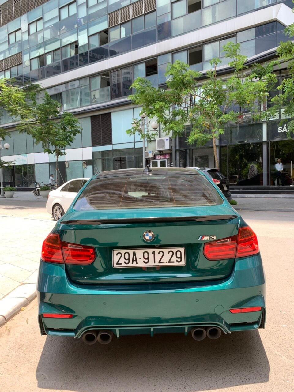 Bán ô tô BMW 3 Series 320i 2013, màu xanh cực chất, xe nhập khẩu-7