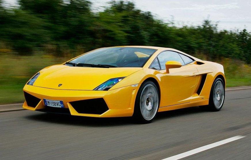 Lamborghini Gallardo - 1 trong các dòng xe Lamborghini nổi bật nhất.