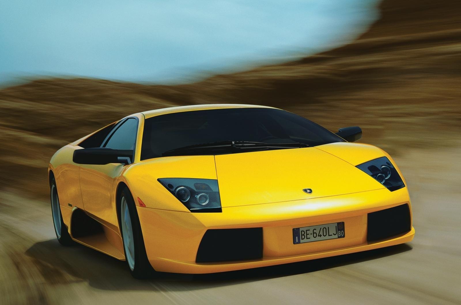 Lamborghini Murciélago - 1 trong các dòng xe Lamborghini nổi bật nhất.
