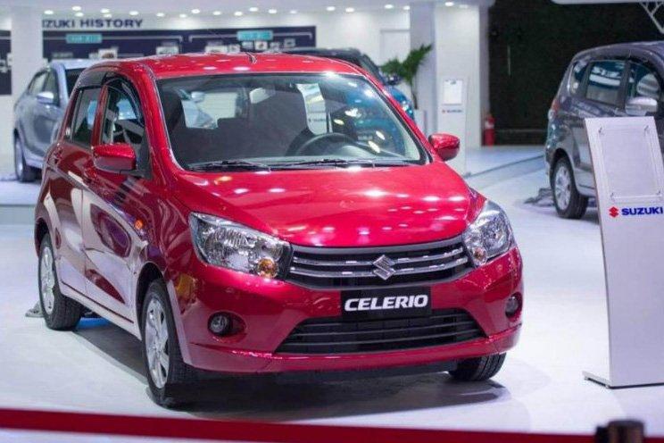 So sánh xe VinFast Fadil 2019 và Suzuki Celerio 2018 - Ảnh 3.