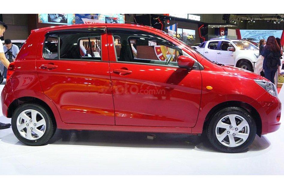 So sánh xe VinFast Fadil 2019 và Suzuki Celerio 2018 về thiết kế thân xe - Ảnh 1.