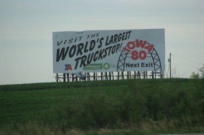 """Luật biển quảng cáo""""Nguy hiểm"""" ở West Virginia."""