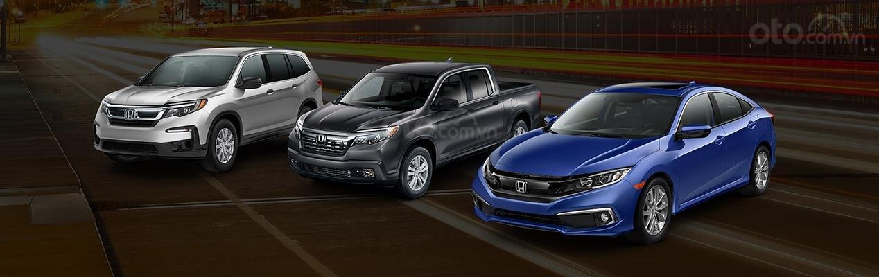 Honda được nhiều chuyên gia lẫn người dùng tin tưởng về chất lượng
