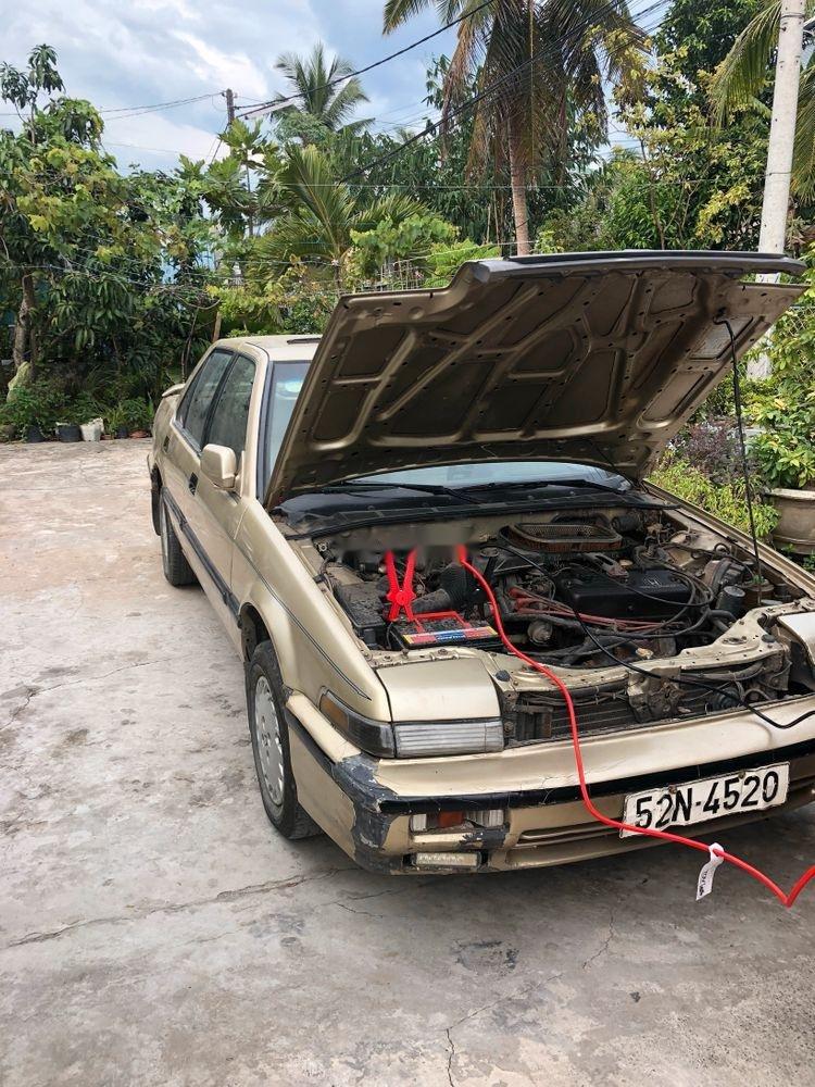 Cần bán xe Honda Accord sản xuất 1989, xe nổ máy ngọt-3