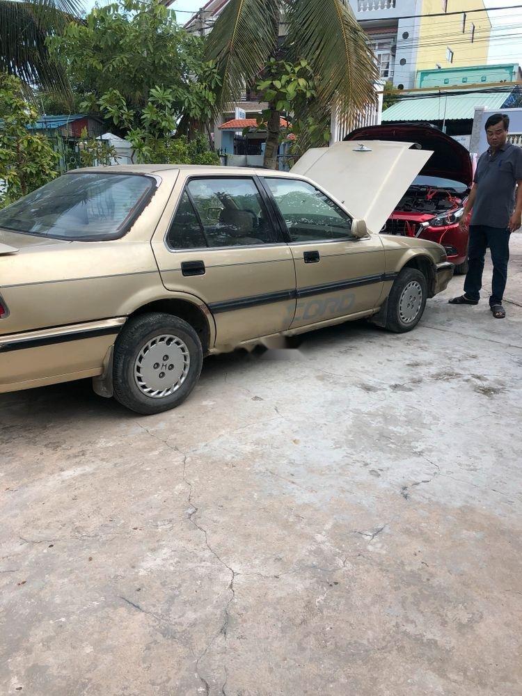 Cần bán xe Honda Accord sản xuất 1989, xe nổ máy ngọt-2