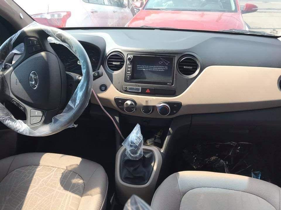 Bán xe Hyundai Grand i10 năm sản xuất 2019, màu trắng  (3)