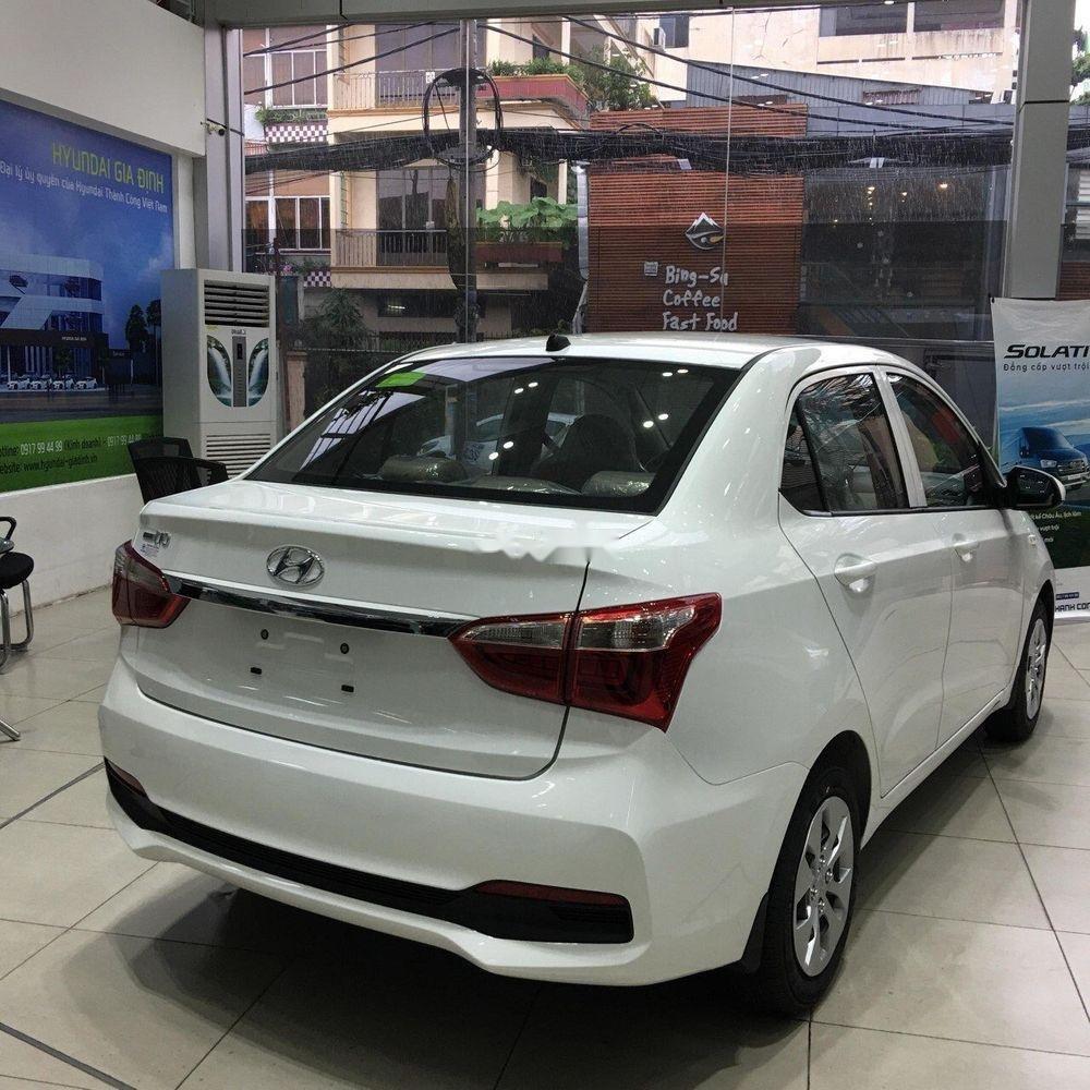 Bán xe Hyundai Grand i10 năm sản xuất 2019, màu trắng  (2)