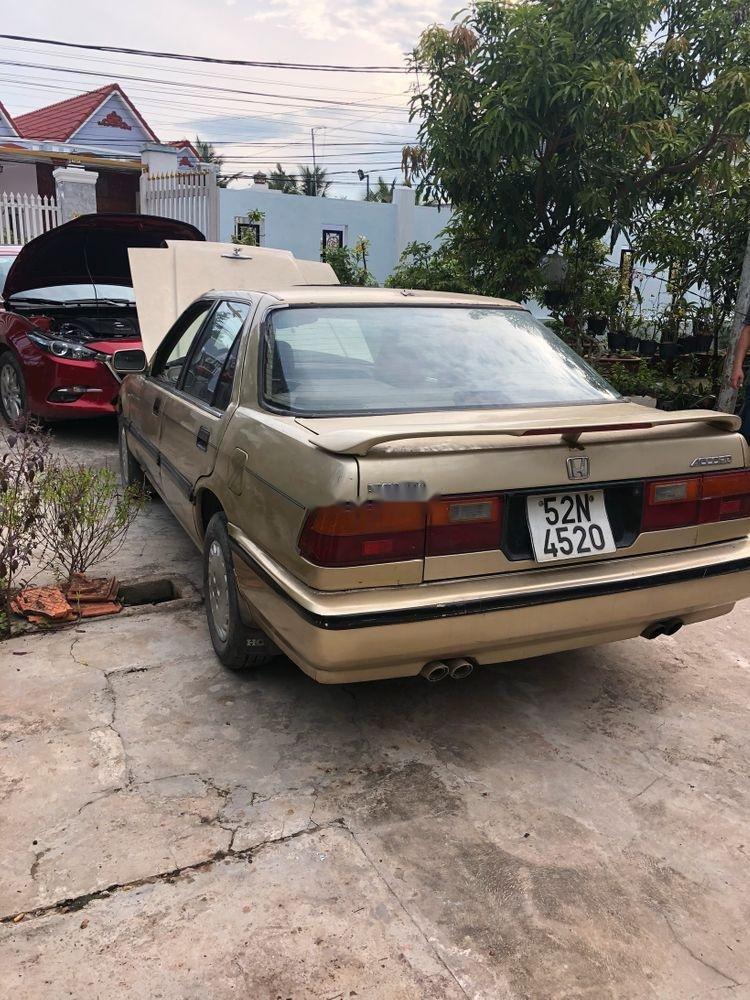 Cần bán xe Honda Accord sản xuất 1989, xe nổ máy ngọt-0