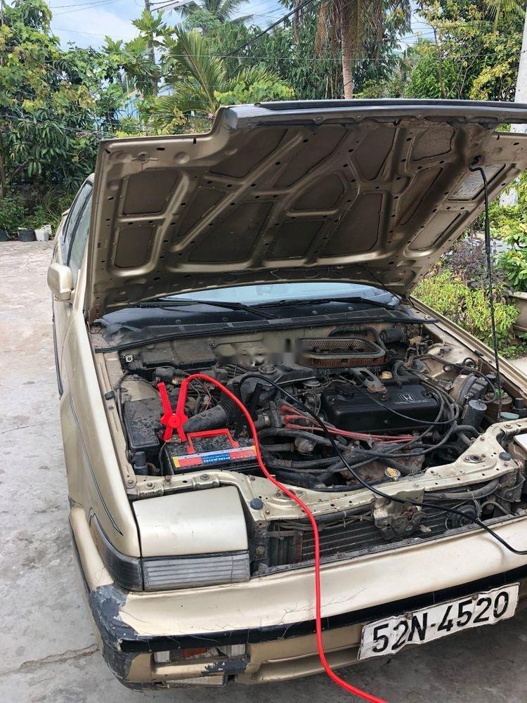 Cần bán xe Honda Accord sản xuất 1989, xe nổ máy ngọt-1