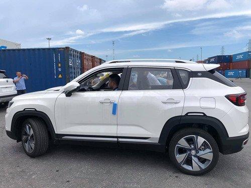 Xe bán chạy Trung Quốc Changan CS55 về Việt Nam