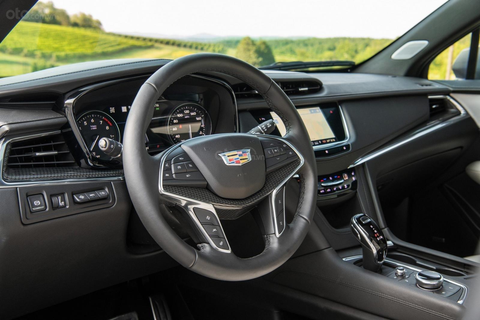 Cadillac XT5 2020 công nghệ tân tiến
