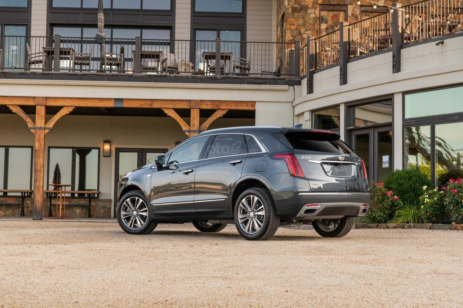 Cadillac XT5 2020 xuất trận tại Mỹ