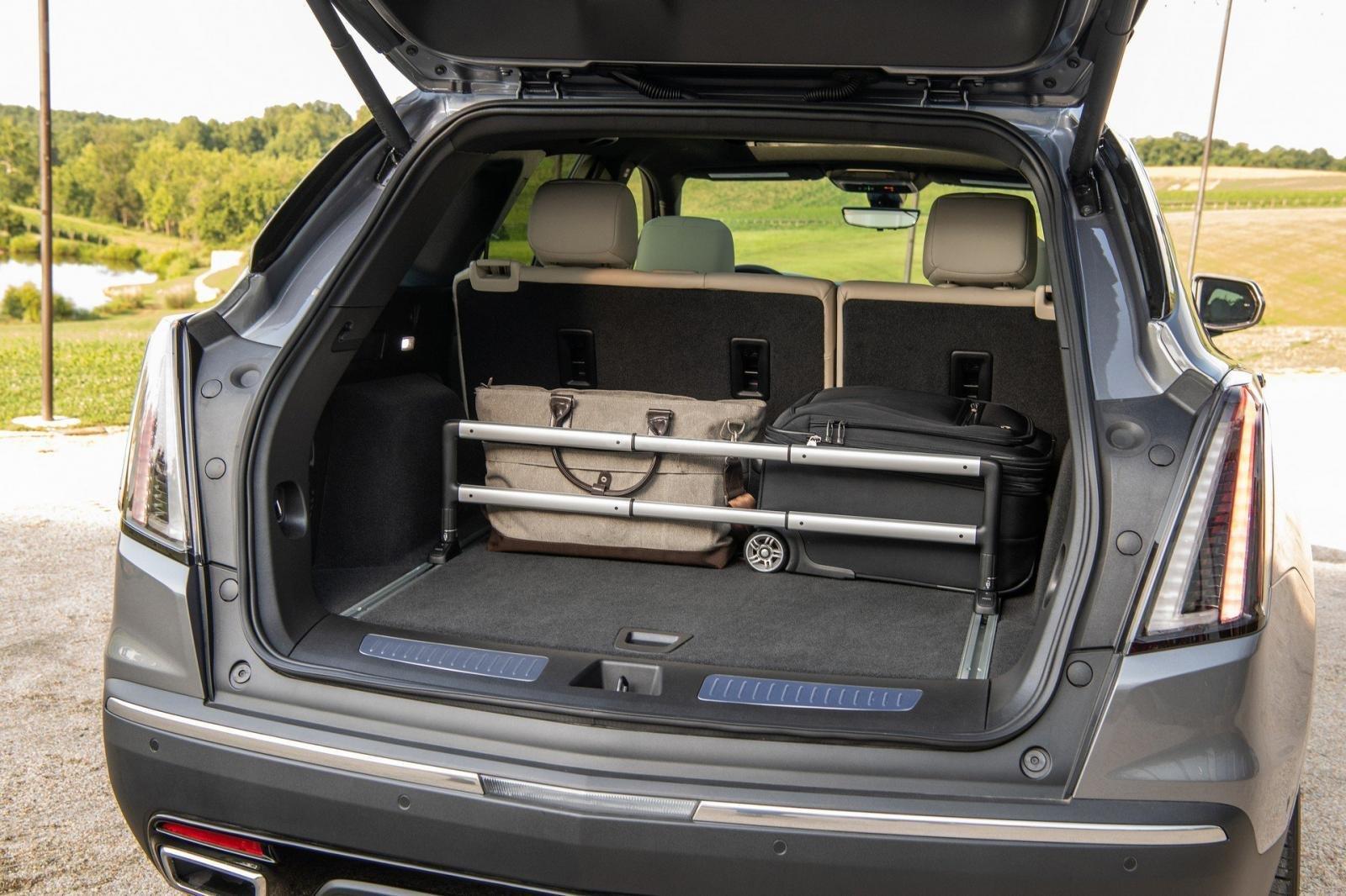 Cadillac XT5 2020 đầy sức mạnh